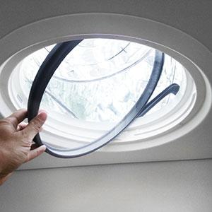 Inteligentné riešenie pre zateplenie svetlovodu VELUX